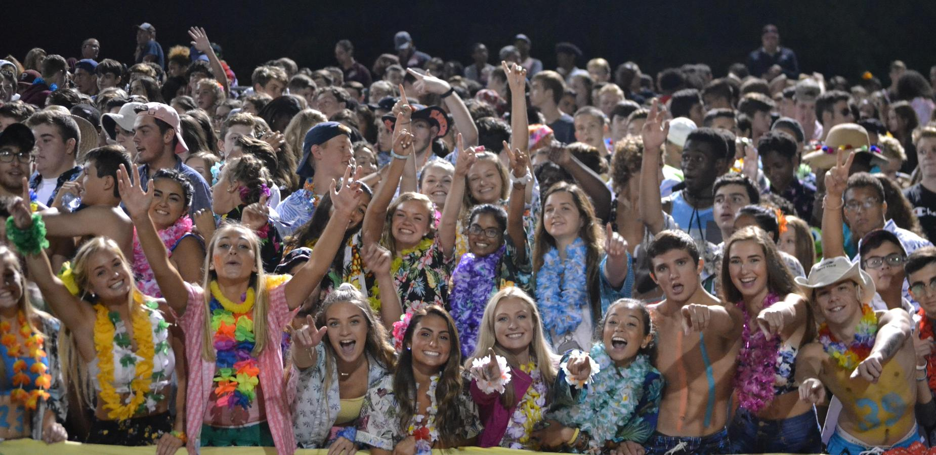 Student Section @ Maloney Stadium