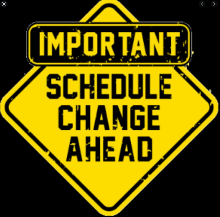 WHS Midyear Exam Schedule Change Thumbnail Image