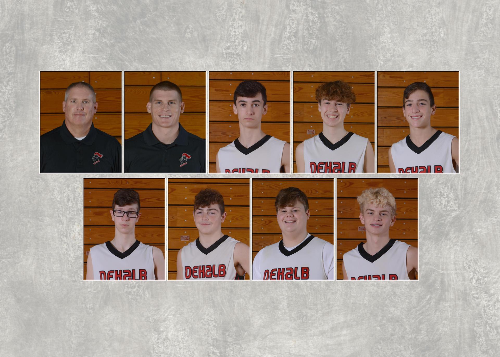 2020-2021 9th Boys Basketball