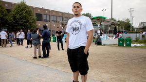 Berto Aguayo Increase the Peace