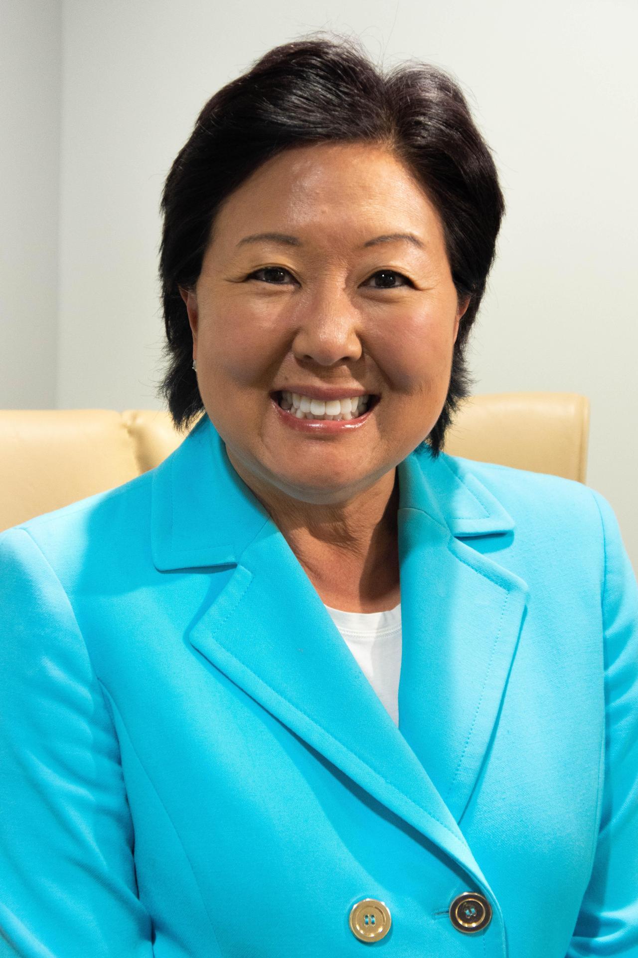 Board Secretary Jane Burgess