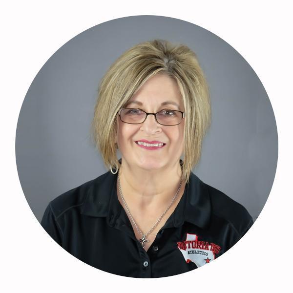 jodi brown, athletics clerk