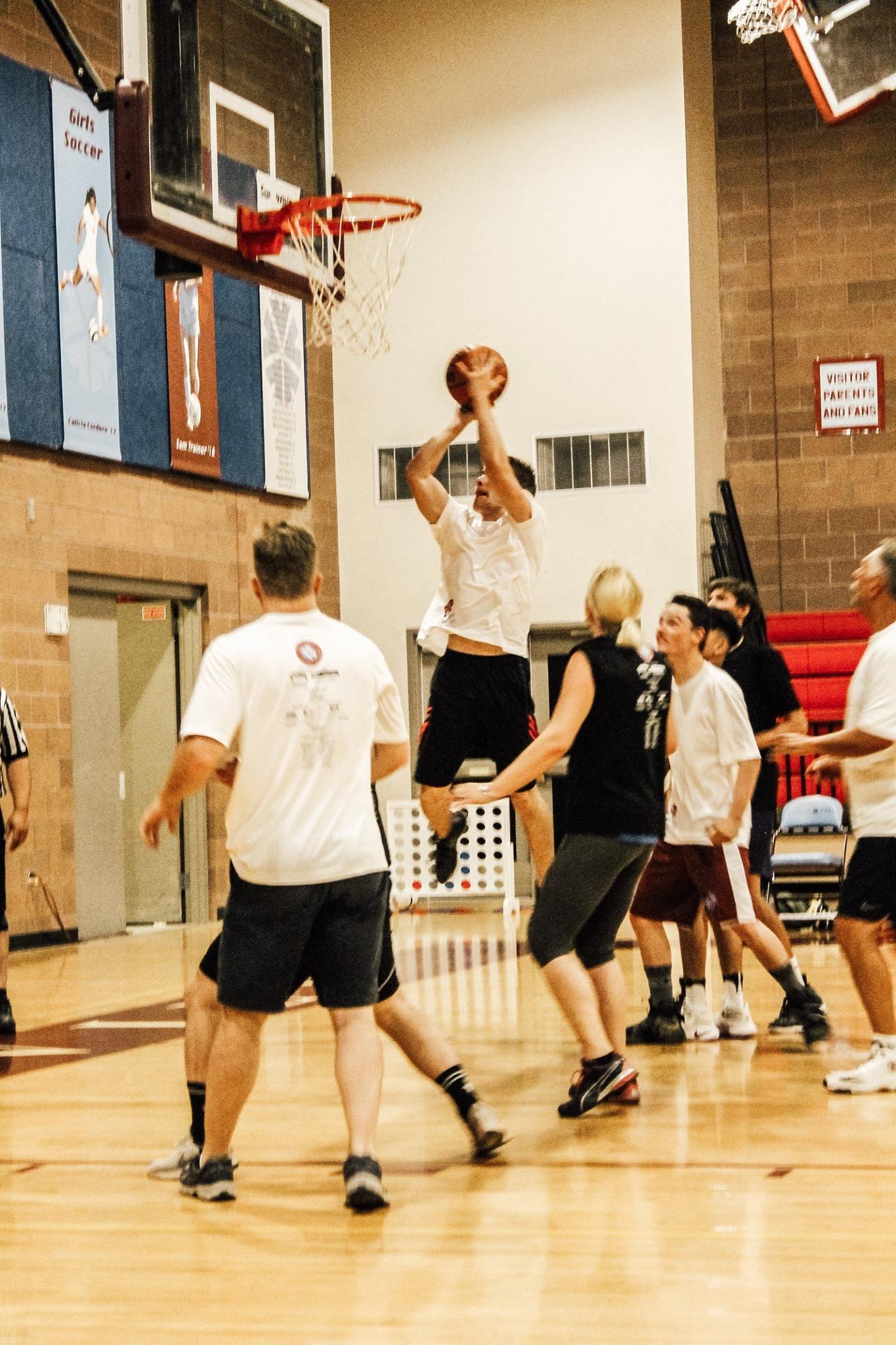 2019 Co-Ed Alumni Basketball Game