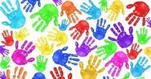 painted hands logo