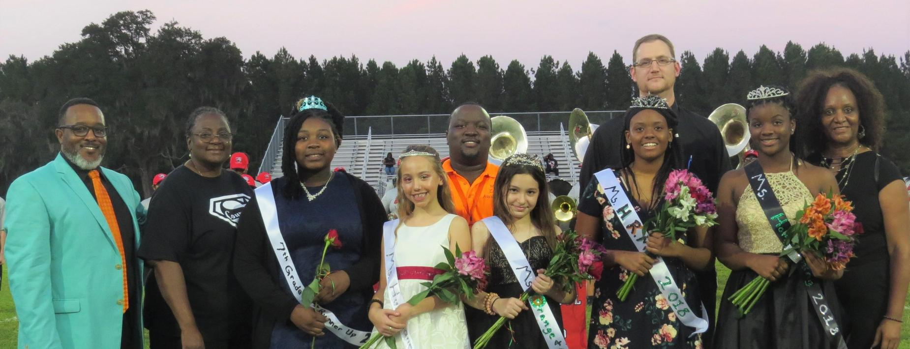 2018-19 HRMS Homecoming