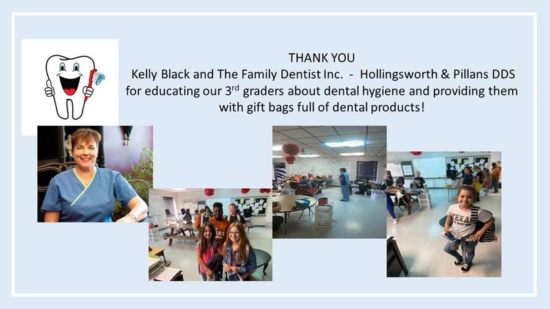 Thank You to The Family Dentist Featured Photo