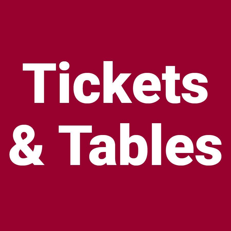 Tickets and Tables Button
