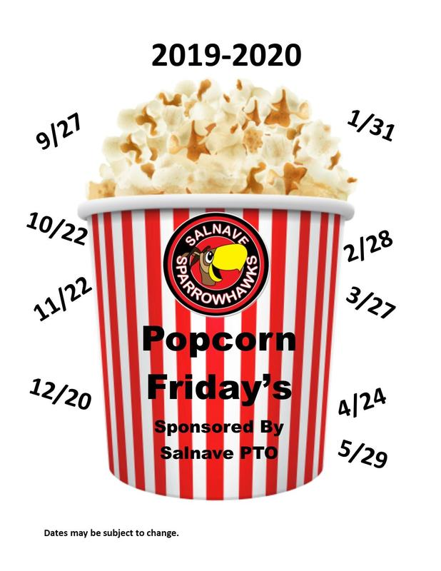 PTO Popcorn Fridays Thumbnail Image
