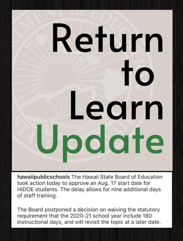 Return to Learn Update Featured Photo