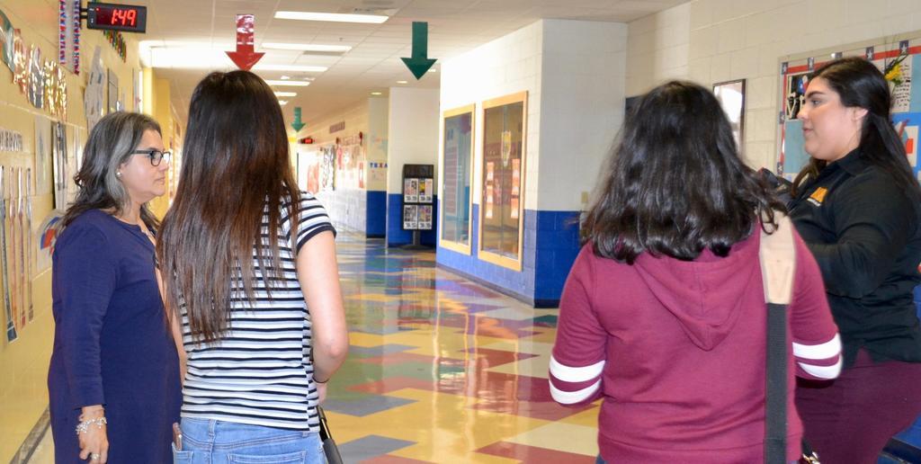 Texas Public Schools Week-Career Day