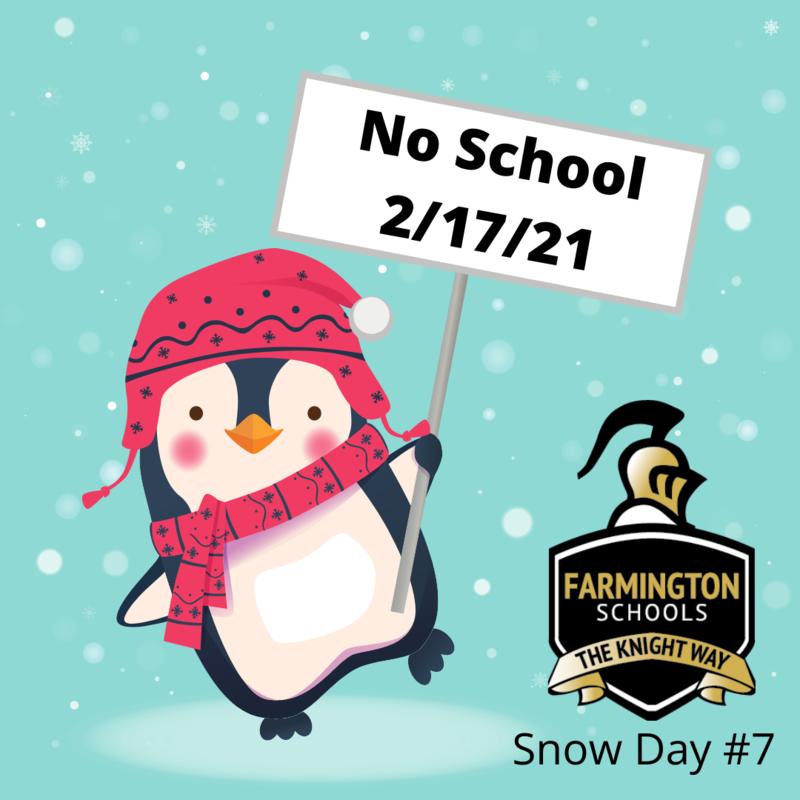 No School 2/17/21