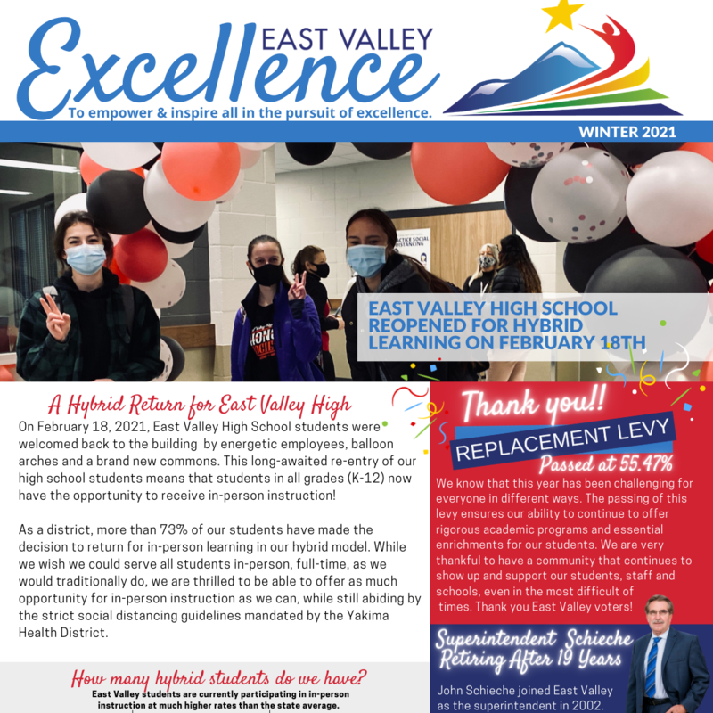 READ OUR WINTER NEWSLETTER Featured Photo
