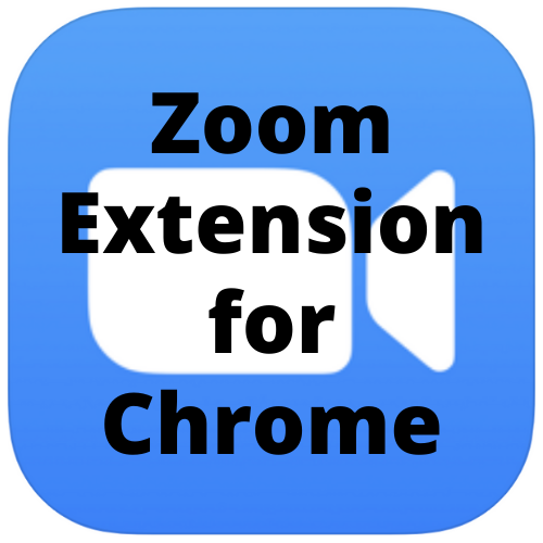 Zoom Extension for Chrome