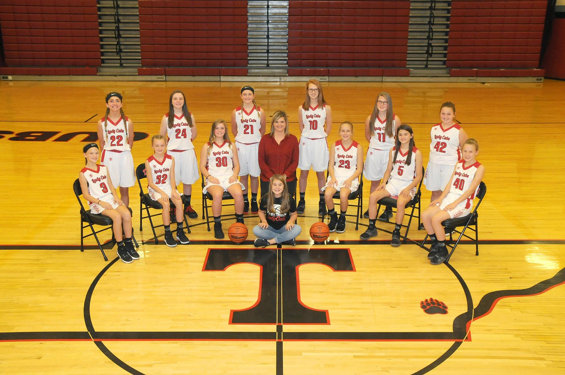 TPJHS LADY CUBS