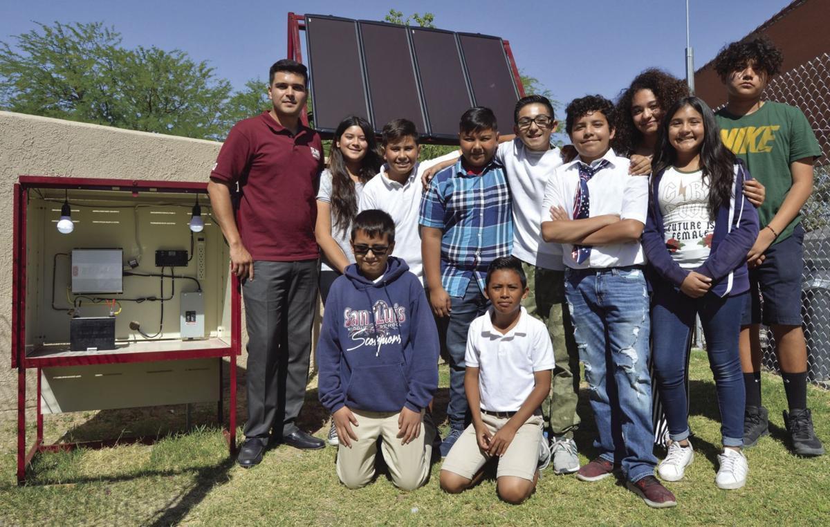 San Luis Middle School