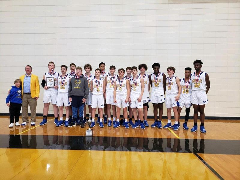 8th Boys Basketball Team