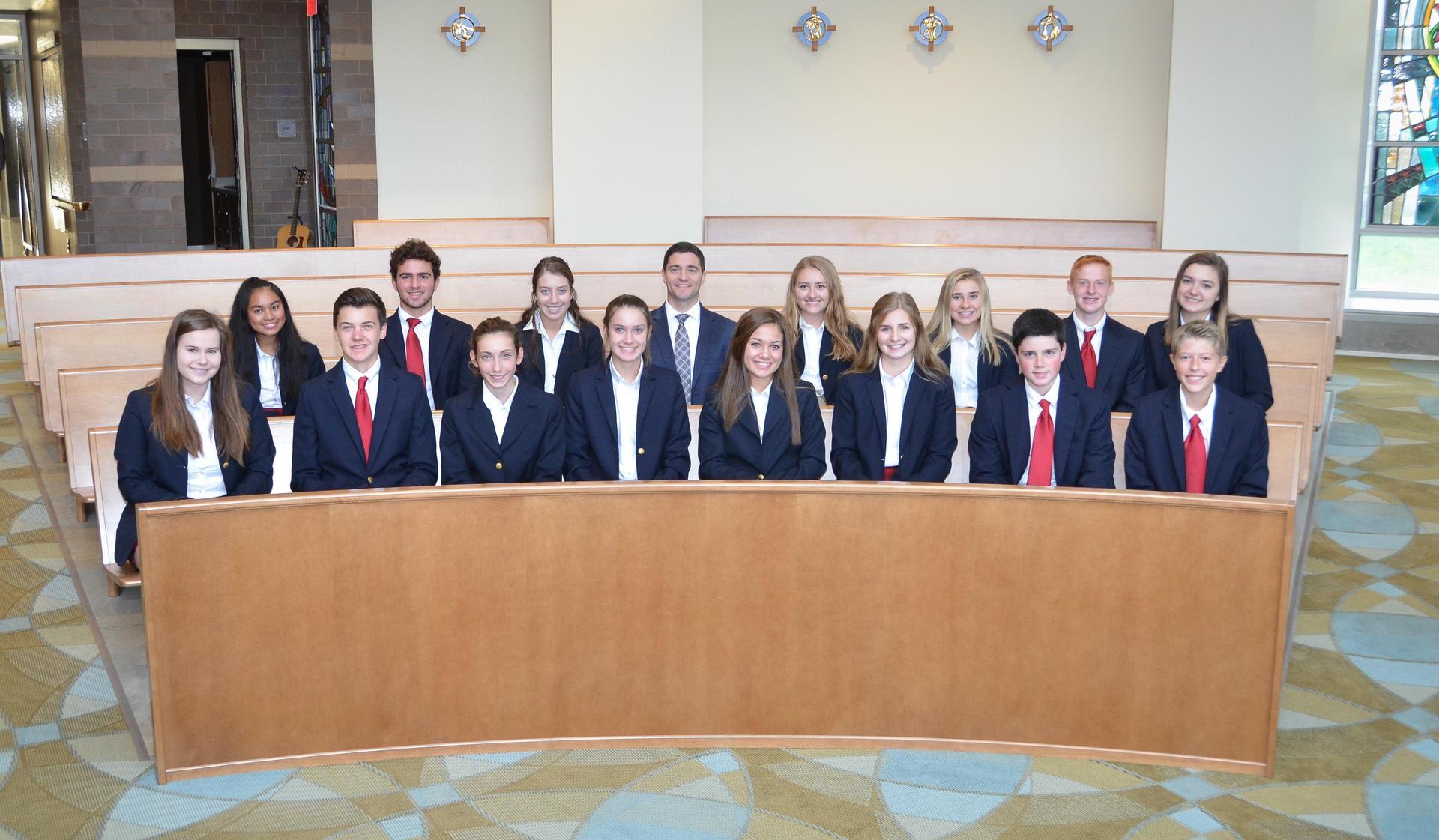 Current NC Ambassador Scholars