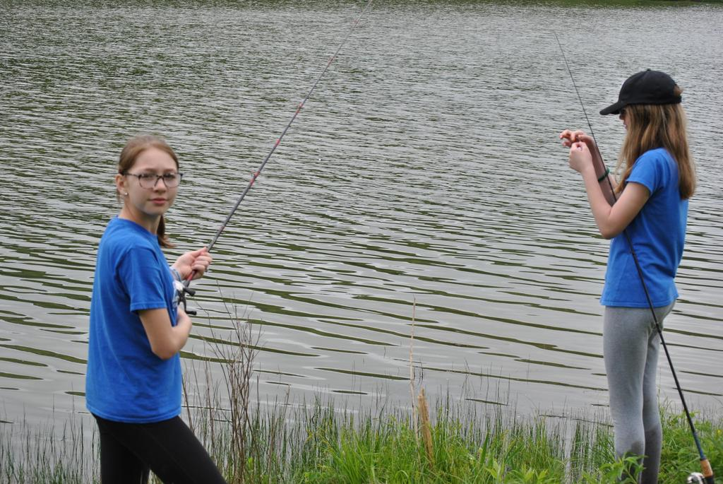 Camp Fishing