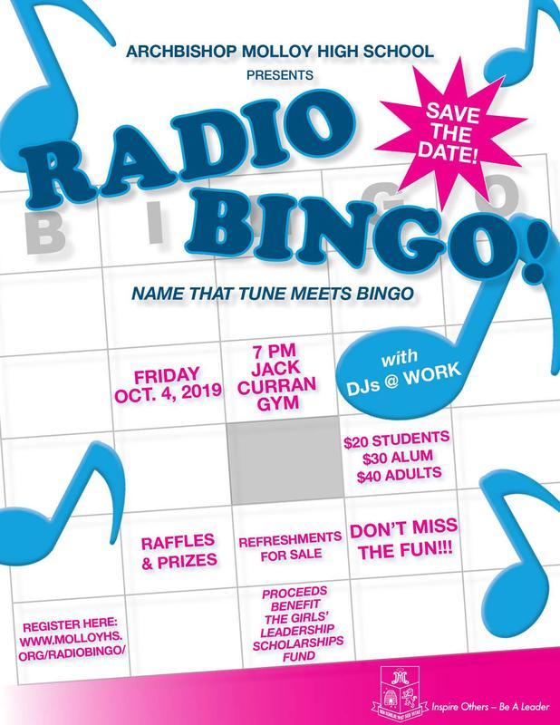 REGISTER NOW for Radio Bingo! Featured Photo