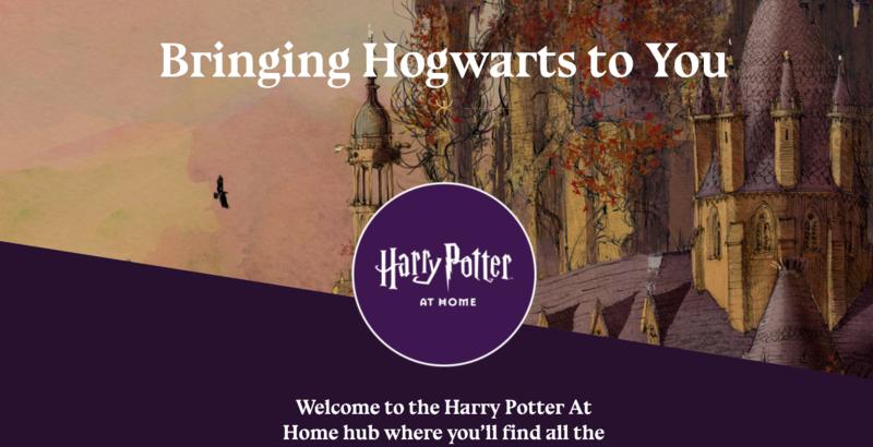 Bringing Hogwarts to You Featured Photo