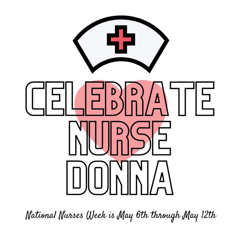 National Nurses Week... Featured Photo