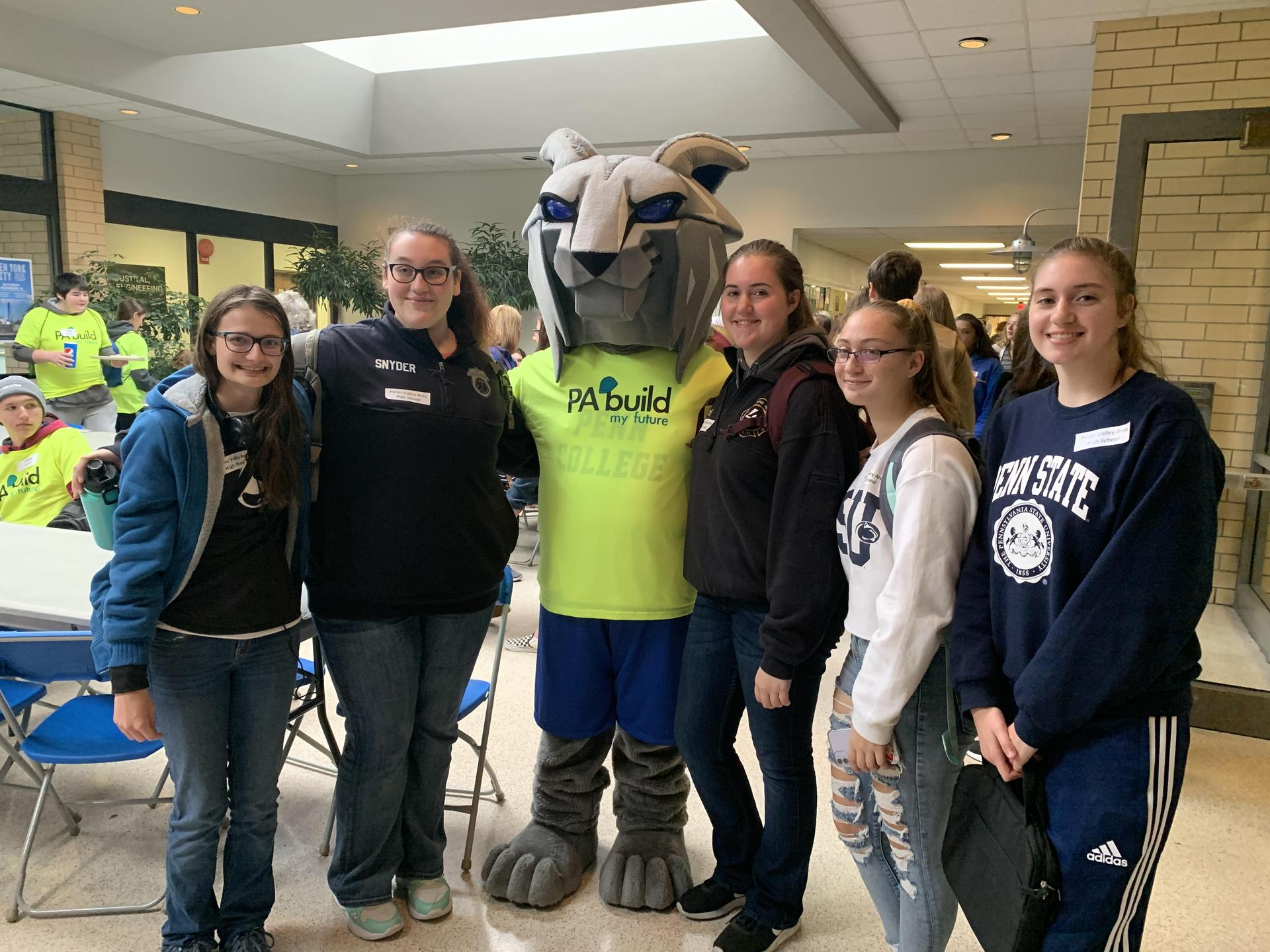 Penn College Visit