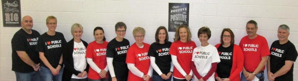 We Love Public Schools!