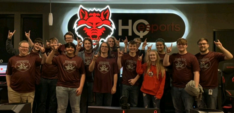 RHS Esports Visits A-State Featured Photo