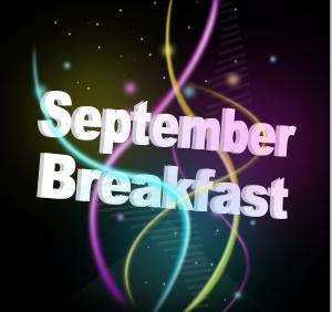 September Breakfast Menu Featured Photo