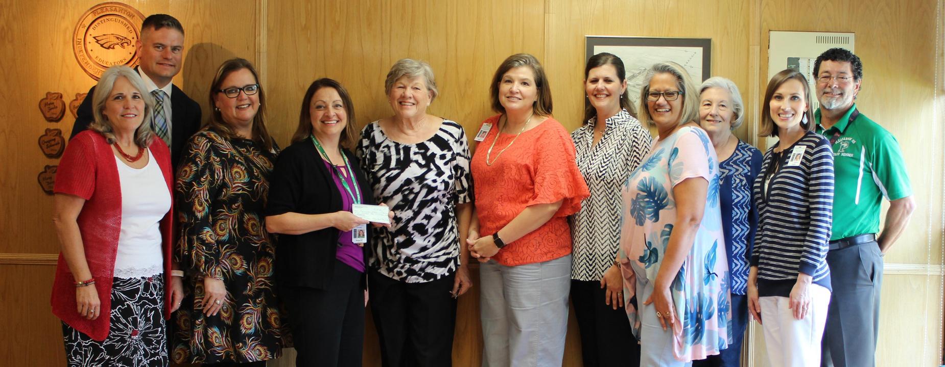 Women's Club Donation