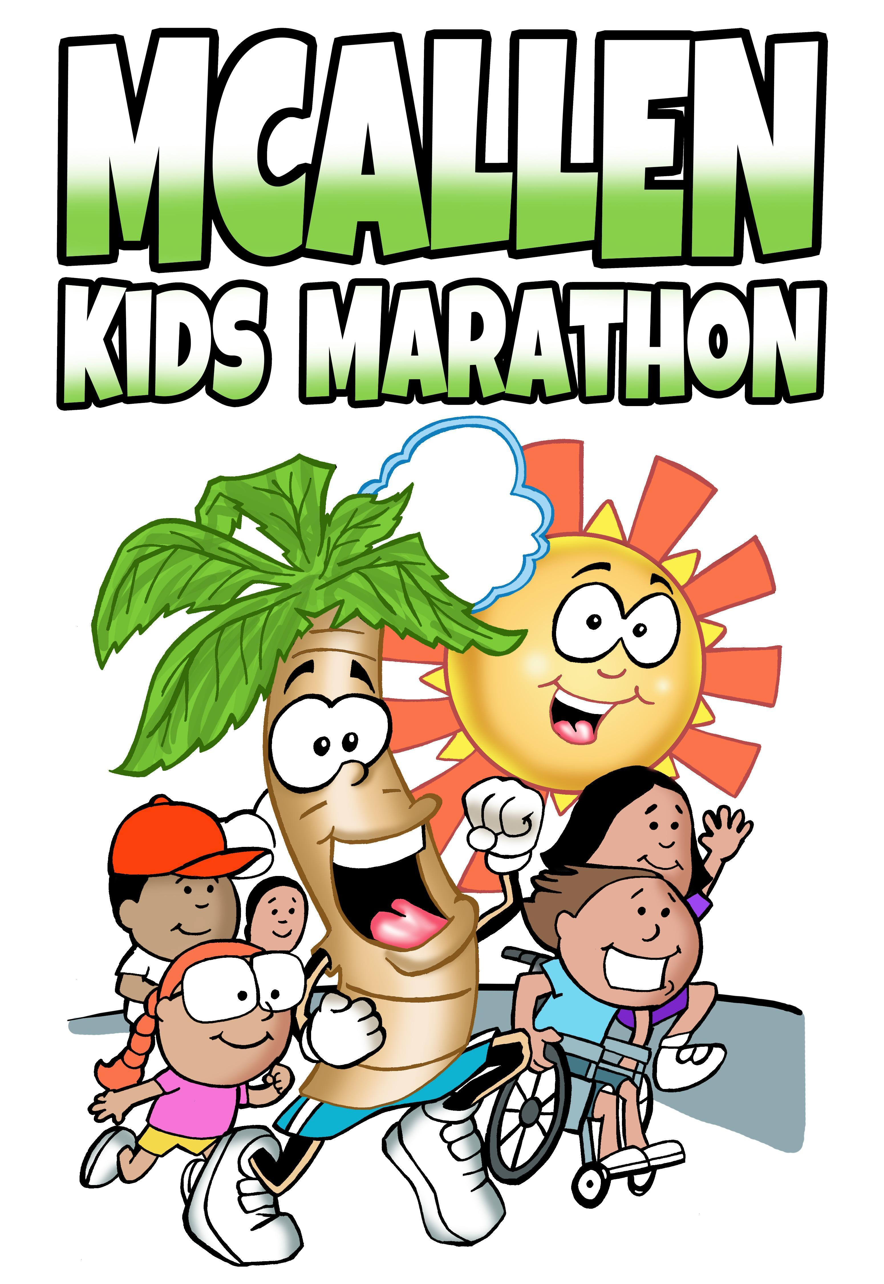 McAllen Kids Marathon is Open for Registration