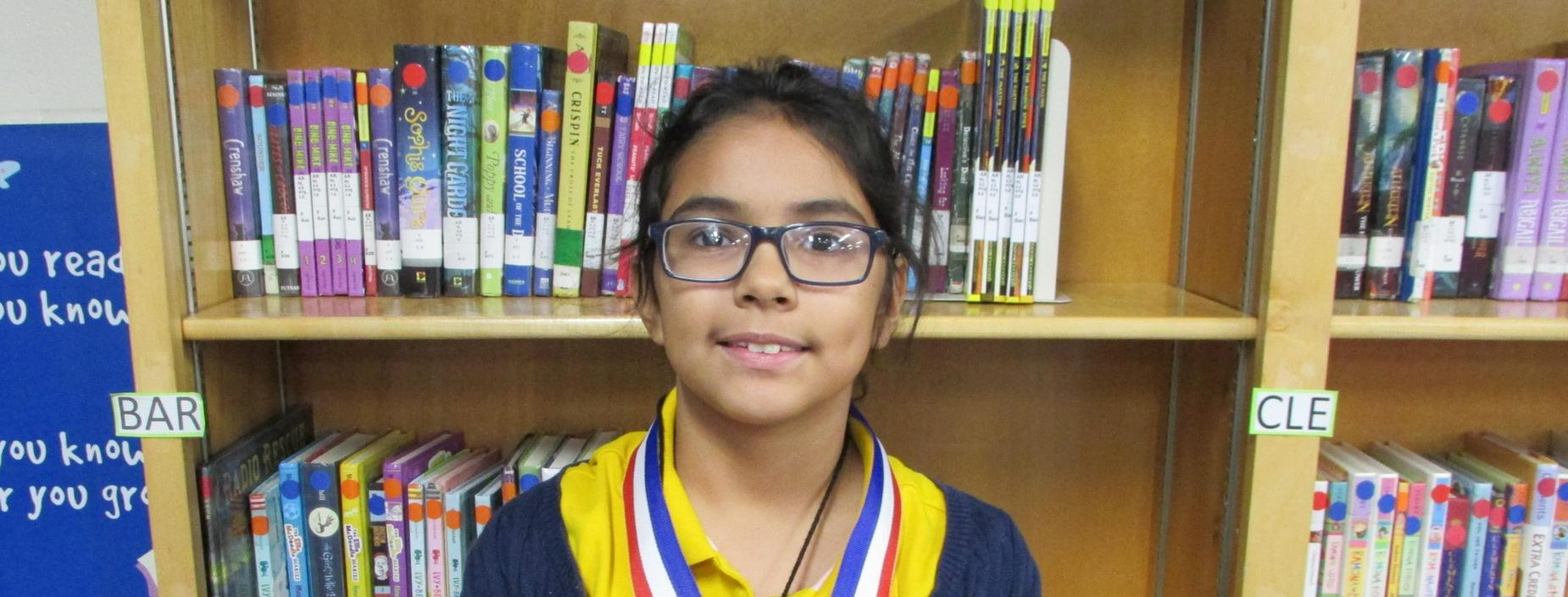 3rd Place Spelling Bee