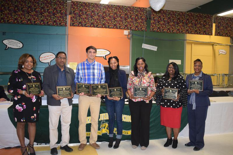 McComb School District recognizes Teacher of the Year Recipients