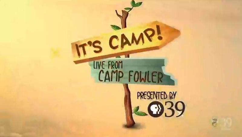 its camp logo