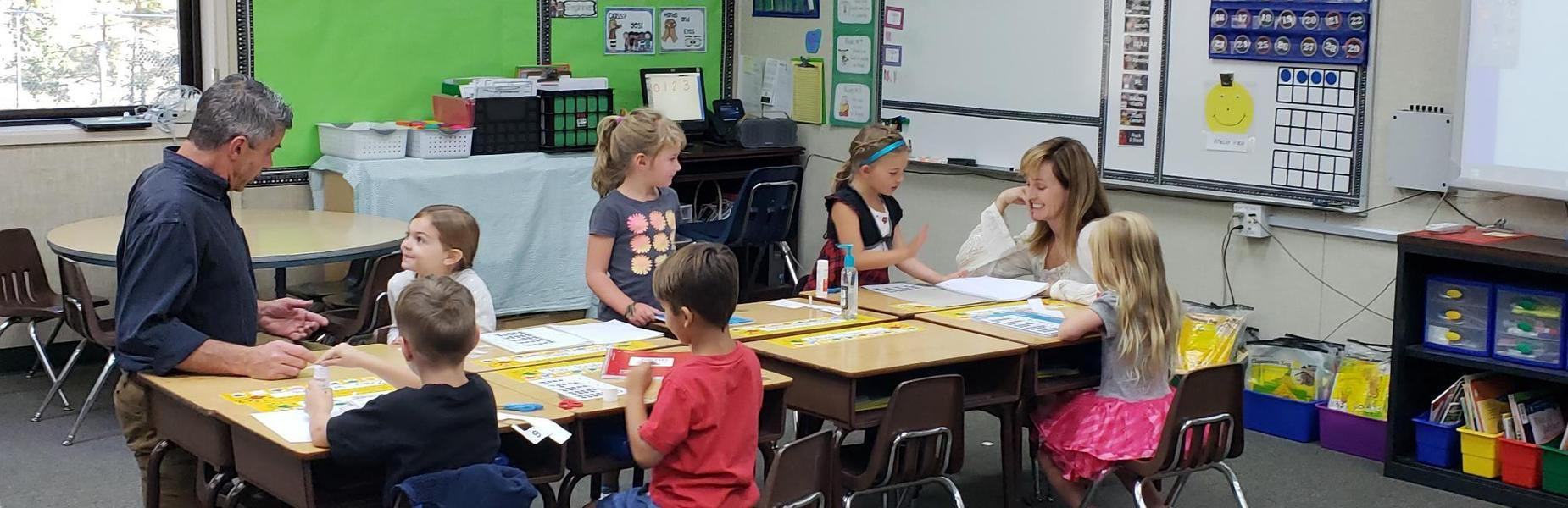 Hazel Fischer Classroom