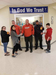 Beta Club presents Hot Hands to Fire Department