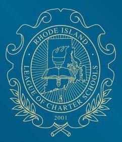 logo for RI league of charter schools