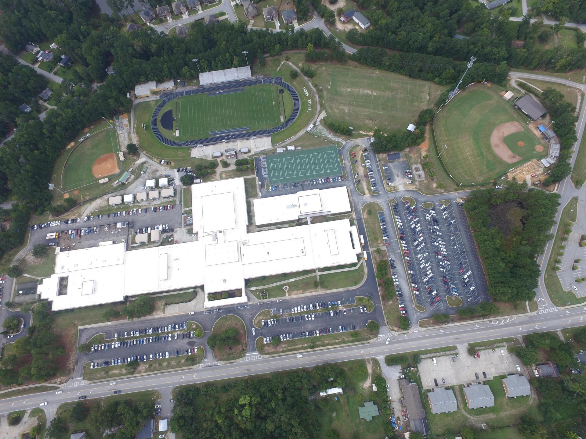 Evans High