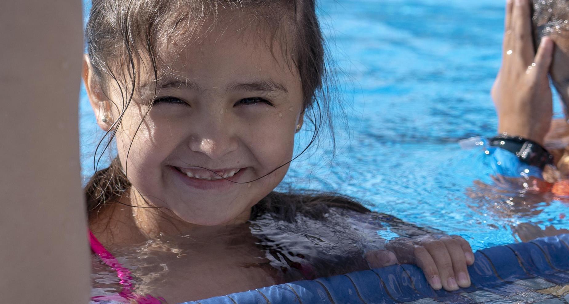 2nd grade swim
