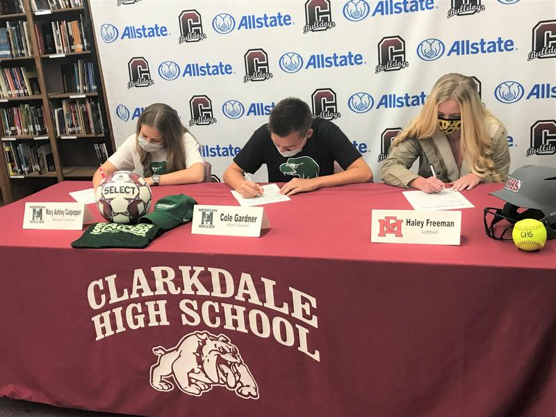 CHS Signing Day