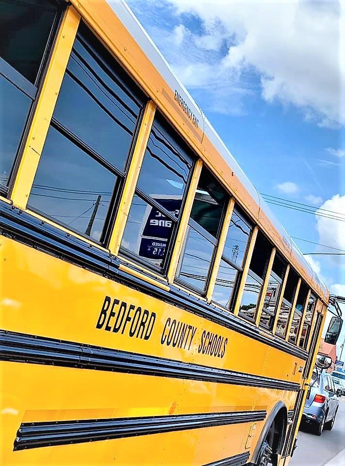 BCS School Bus