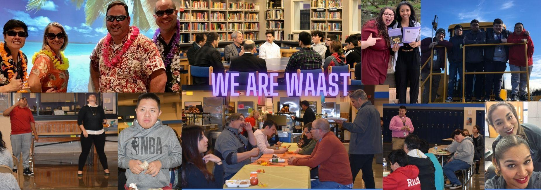 WE ARE WAAST