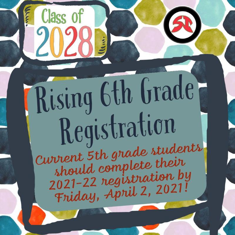 SIMS Rising 6th Grade Registration Featured Photo
