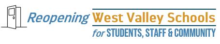 Reopening Schools logo