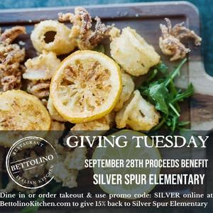 Silver Spur - Bettolino Kitchen Fundraiser
