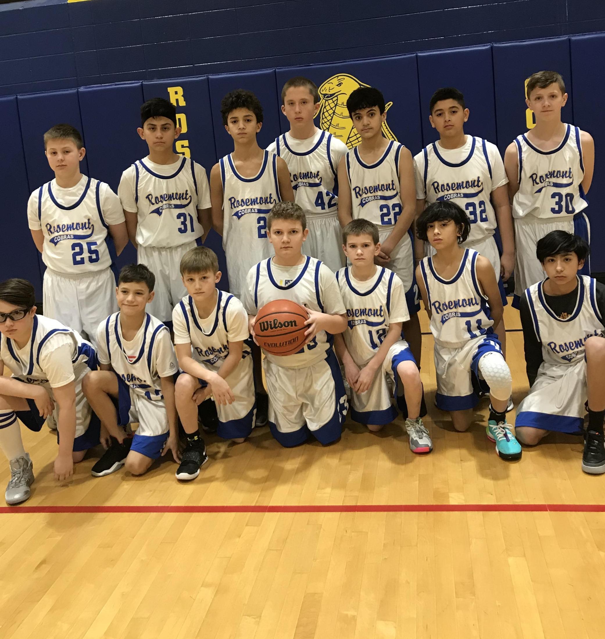 Boys' Basketball 2019-20