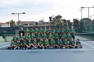 MCHS Boys Tennis March 2019