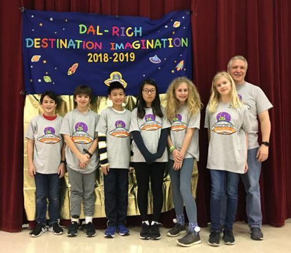 Raiders show their creativity at Destination Imagination Featured Photo