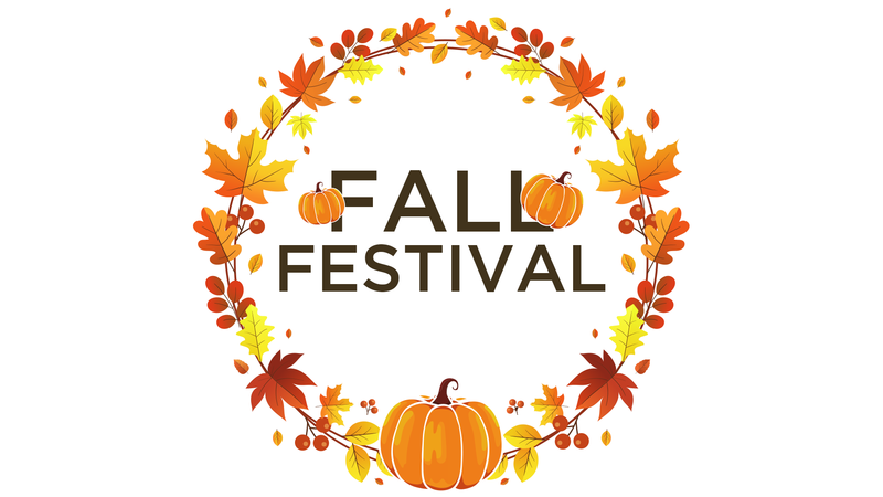 Fall Festival graphic