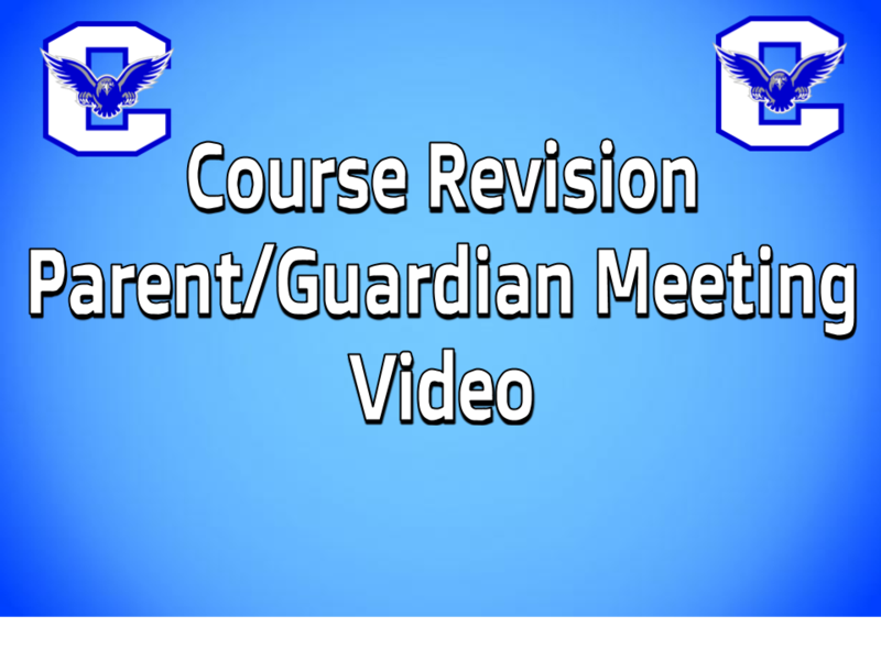 Middle School Course Revision Meeting: Video Featured Photo